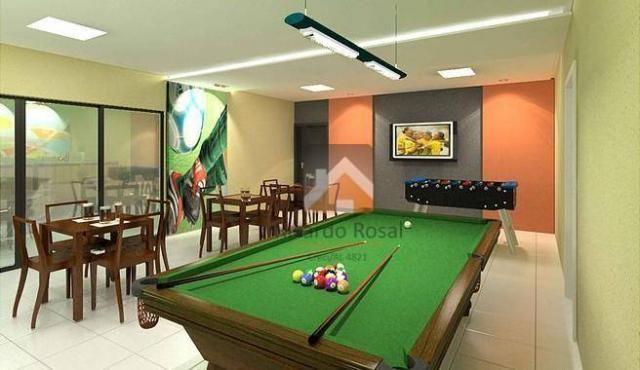 Apartamento c/ 3 quartos, suíte ótima estrutura para lazer no São Jorge!!! - Foto 9
