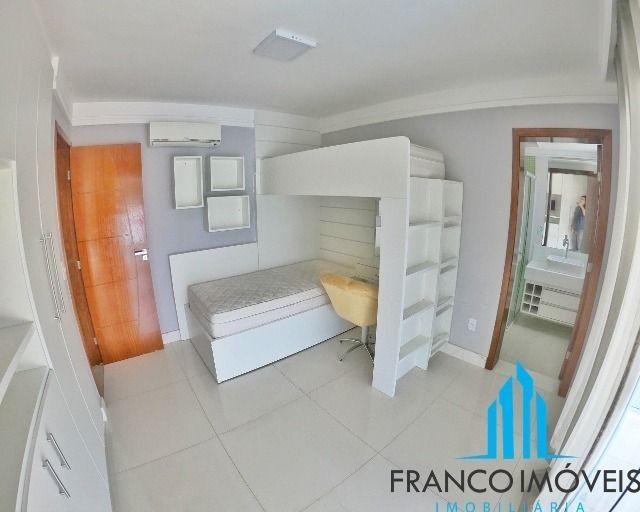 Espetacular casa Duplex com 06 Qts e lazer completo na Praia do Morro - Foto 15