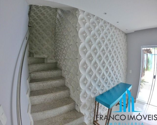 Espetacular casa Duplex com 06 Qts e lazer completo na Praia do Morro - Foto 13