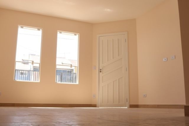 Casa com 2 dormitórios, porém com opção para 3 dorms, averbada e nova no Santa Candida - Foto 10