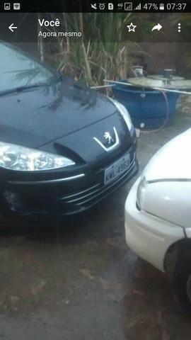 Peugeot 408 completo 2.0 GNV débito IPVA 4.200 a pagar recibo aberto em meu nome - Foto 3