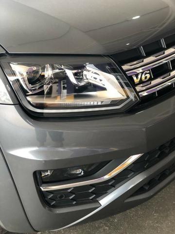 Vw Amarok Highline V6 Diesel 2018/2018 apenas 12.000km - Foto 3