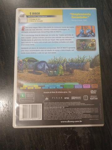 DVD Vida de Inseto - R$ 10 - Foto 2