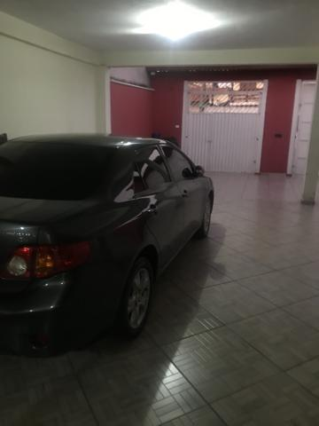 Corolla XEI 1.8 automático 2010