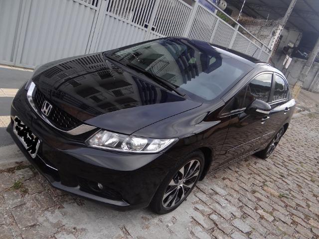 Civic lxr 2016 automatico