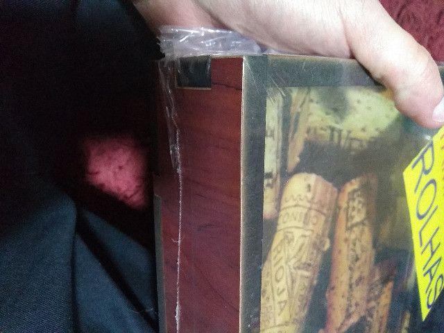 Quadro porta-rolhas novo - Foto 2