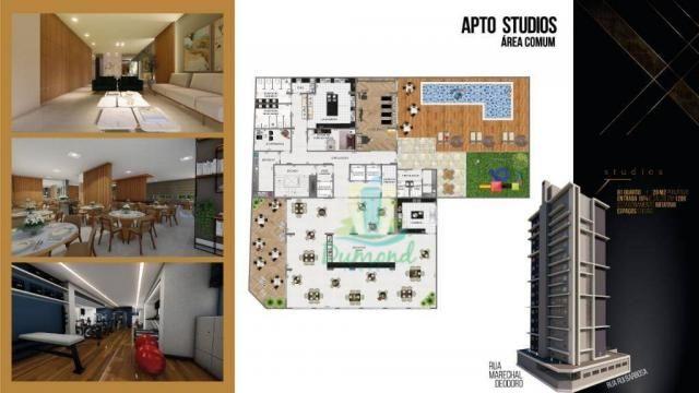 Apartamento com 1 dormitório à venda com 28 m² por R$ 272.832 no Prestige Mercosul Studios - Foto 10