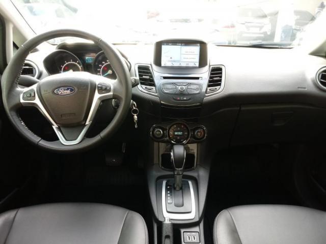 Ford Fiesta 1.6 FLEX TITANIUM POWERSHIFT - Foto 7