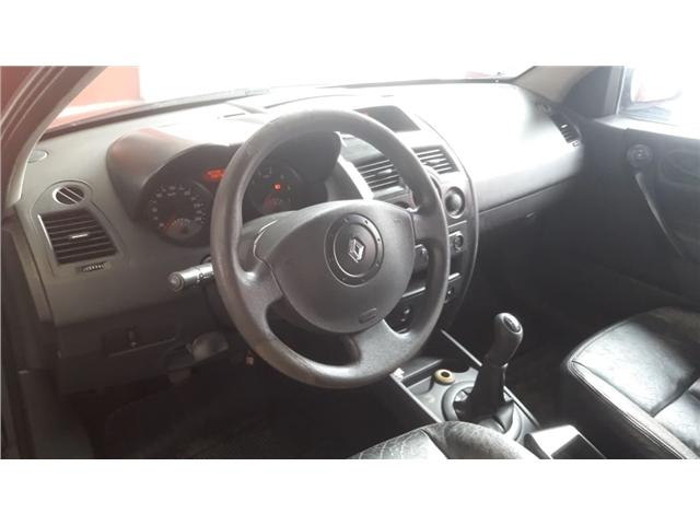 Renault Megane 1.6 expression 16v flex 4p manual - Foto 8