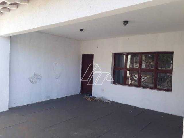 Casa com 3 dormitórios para alugar por R$ 1.500,00/mês - Jardim Progresso - Marília/SP - Foto 3
