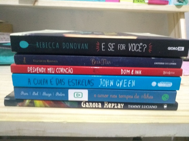 21 livros por R$170,00 - Foto 4
