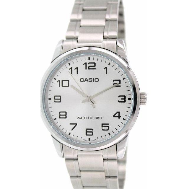 Relógio Casio modelo MTP-V001D-7B - Mod. 32 - 100% Original - Foto 3