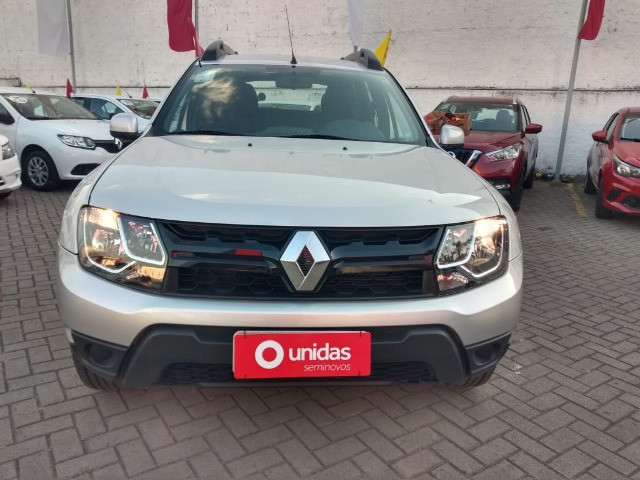 Renault Duster Expression AT SCe 1.6-2020 - Foto 6