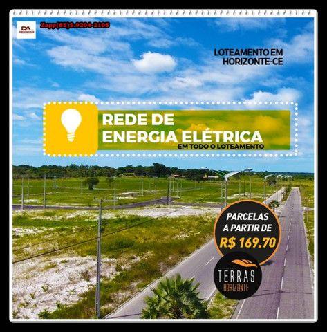 Invista com segurança. Loteamento Terras Horizonte. - Foto 12