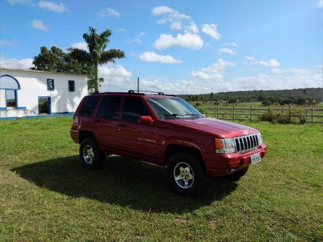Jeep Gran Cherokee Laredo 98 4x4 gnv. Extra. Toda restaurada - Foto 3