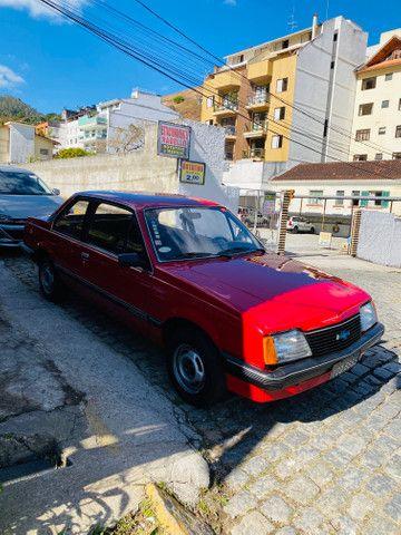 Monza Sl/E de coração placa preta. Extremante original. 1985. Inigualável. Sonho a venda - Foto 3