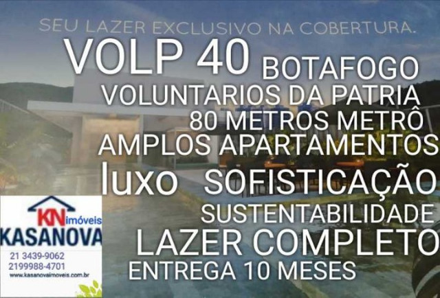 KFAP30174 - Empreendimento Botafogo ( ultimas unidades )