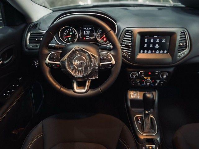 Jeep compass Sport 2021; MontK veículos anuncia  - Foto 9