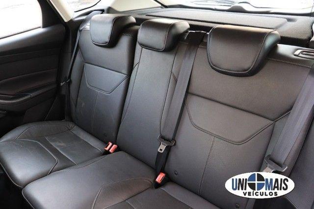 Lindo Ford Focus 1.6 SE flex manual 2017 cinza, completaço! - Foto 6