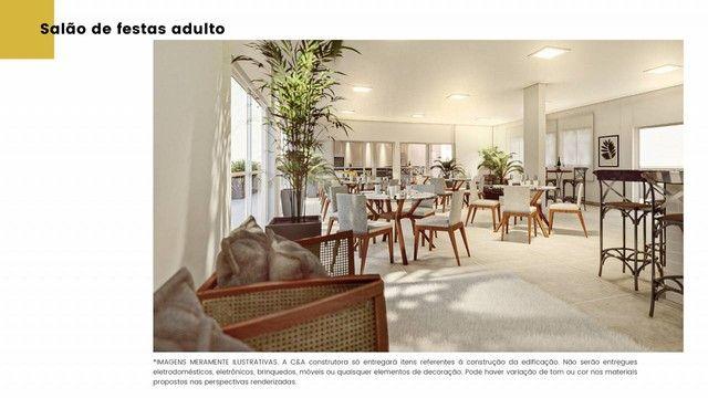 Apartamento para venda tem 73 metros quadrados com 3 quartos em Granja Marileusa - Uberlân - Foto 13