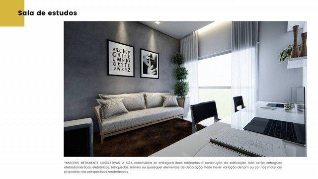 Apartamento para venda tem 73 metros quadrados com 3 quartos em Granja Marileusa - Uberlân - Foto 11