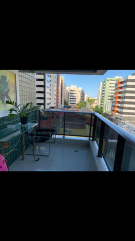 Excelente apartamento 4/4, 3 suítes, totalmente nascente, na ponta verde - Foto 8