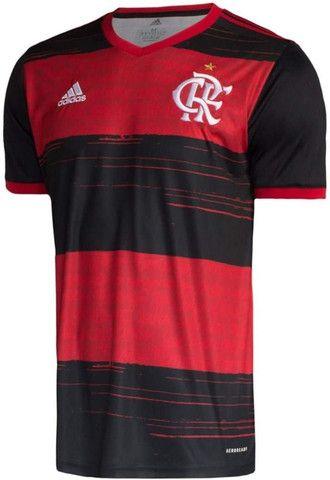 Camisa Flamengo 20/21 Home -Modelo Torcedor - Foto 2