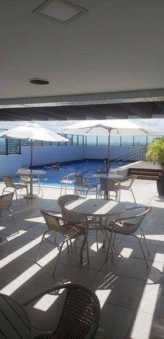 Apartamento com 1 dormitório para alugar, 35 m² por R$ 1.900/mês - Boa Viagem - Recife/PE - Foto 16
