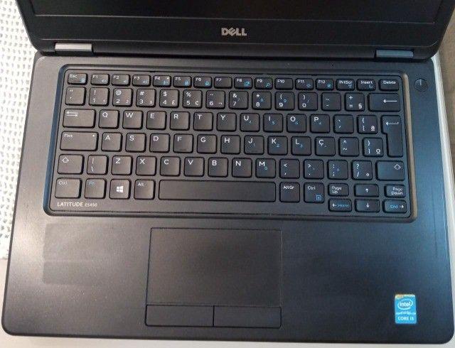 Notebook Dell Latitude E5450 Processador I5 Memoria 8gb Ddr3L HD 500gb 12x Sem Juros - Foto 3