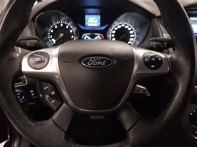 Ford Focus Se Plus 1.6 Hatch Automático - Impecável - Foto 5