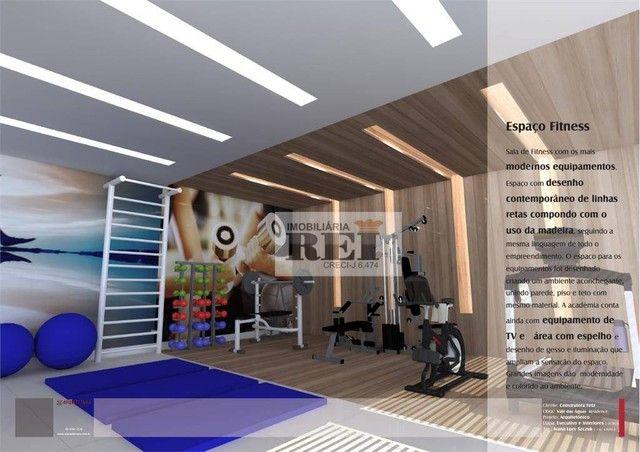 Apartamento com 4 dormitórios à venda, 226 m² por R$ 2.034.000 - Setor Central - Rio Verde - Foto 17