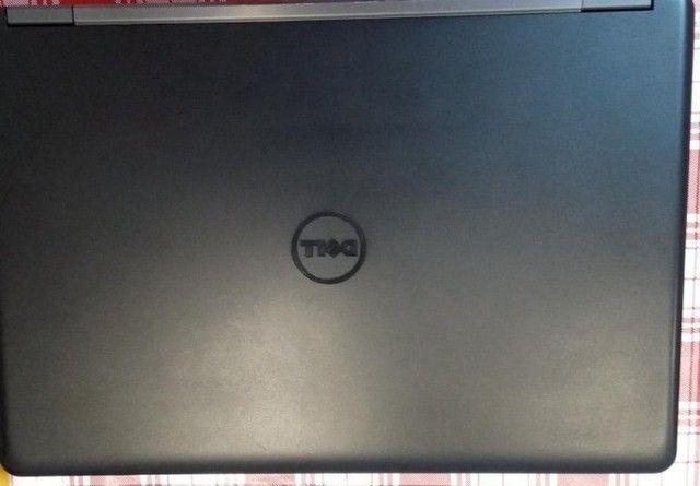 Notebook Dell Latitude E5450 Processador I5 Memoria 8gb Ddr3L HD 500gb 12x Sem Juros - Foto 4