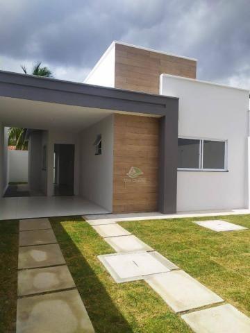 Casa com 2 dormitórios à venda, 71 m² por R$ 189.000,00 - Timbu - Eusébio/CE - Foto 10