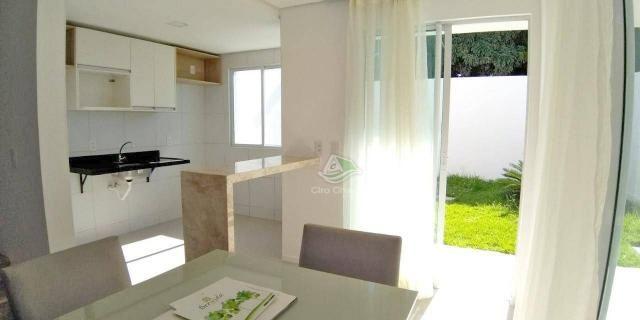 Sobrado à venda, 95 m² por R$ 350.000,00 - Mangabeira - Eusébio/CE - Foto 12
