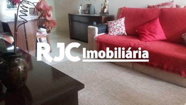 Apartamento à venda com 3 dormitórios em Tijuca, Rio de janeiro cod:MBAP33400 - Foto 3