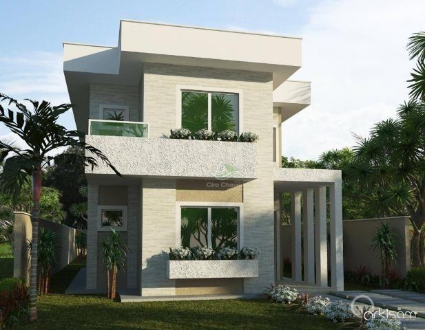 Casa à venda, 55 m² por R$ 265.000,00 - Gereraú - Itaitinga/CE - Foto 13