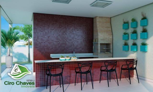 Apartamento à venda, 40 m² por R$ 150.900,00 - Centro - Eusébio/CE - Foto 5