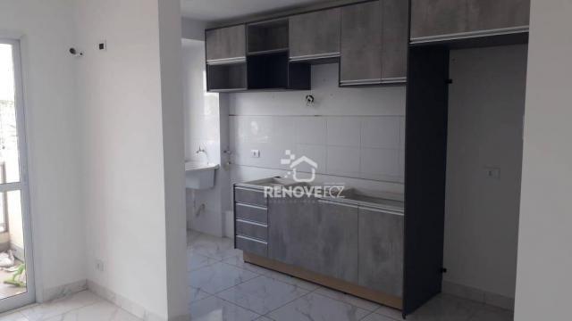 Apartamento com 2 dormitórios à venda, 63 m² por R$ 305.000,00 - Parque Ouro Verde - Foz d - Foto 6