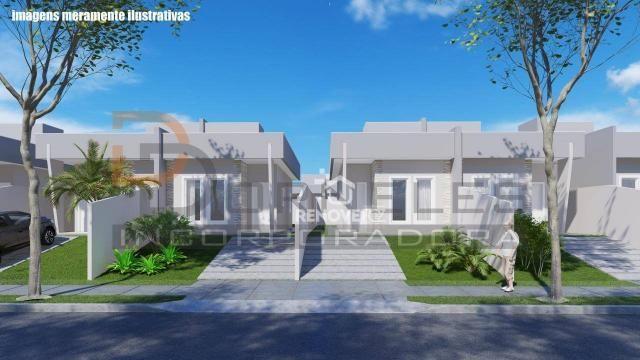 Casa com 2 dormitórios à venda, 53 m² por R$ 200.000,00 - Loteamento Comercial e Residenci - Foto 4