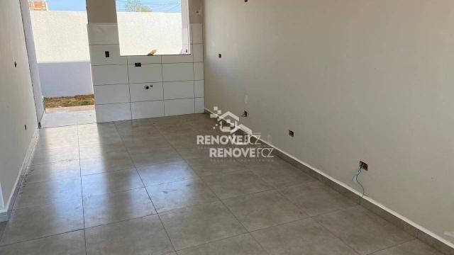 Casa com 2 dormitórios para alugar, 50 m² por R$ 1.150,00/mês - Jardim Residencial Catarat - Foto 5