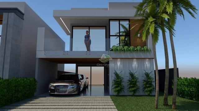 Casa à venda, 55 m² por R$ 265.000,00 - Gereraú - Itaitinga/CE - Foto 18