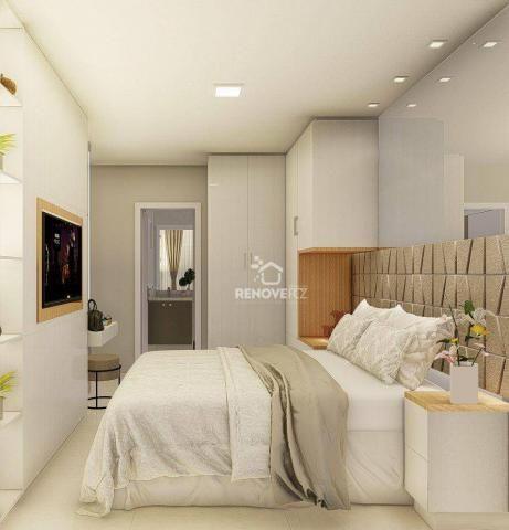 Apartamento com 2 dormitórios à venda, 64 m² - Centro - Foz do Iguaçu/PR - Foto 8