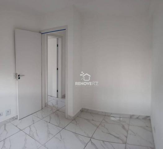 Apartamento com 2 dormitórios à venda, 63 m² por R$ 305.000,00 - Parque Ouro Verde - Foz d - Foto 9