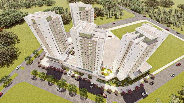 Apartamento para venda tem 73 metros quadrados com 3 quartos em Granja Marileusa - Uberlân - Foto 2