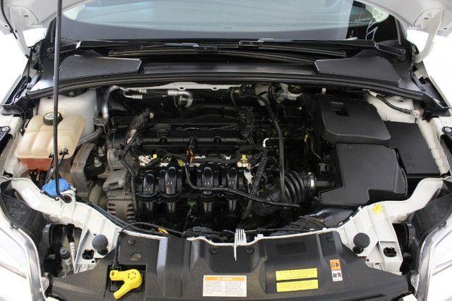 Ford Focus Se Plus 1.6 Hatch Automático - Impecável - Foto 13