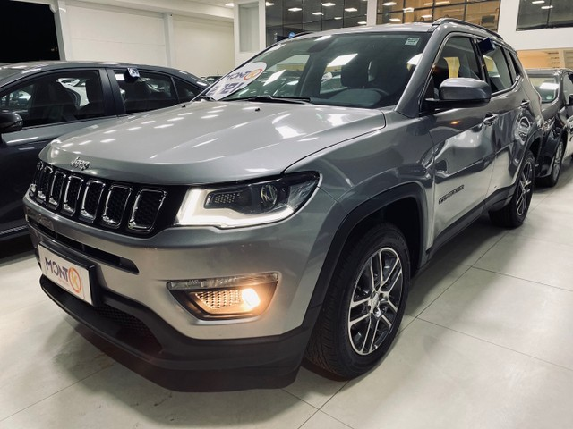 Jeep compass Sport 2021; MontK veículos anuncia  - Foto 3