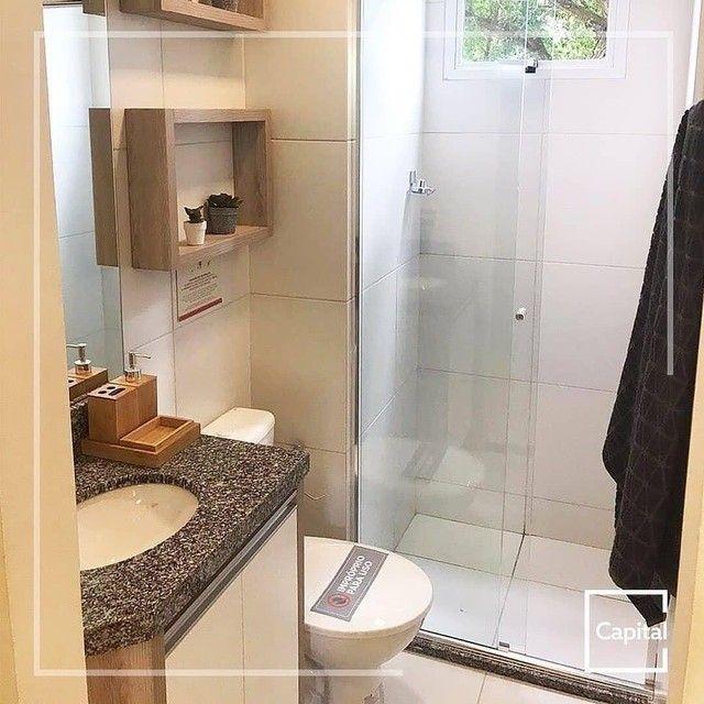 [LA} Mosaico Planalto 51m² 2Qtos sendo 1 suite com Elevador  - Foto 2