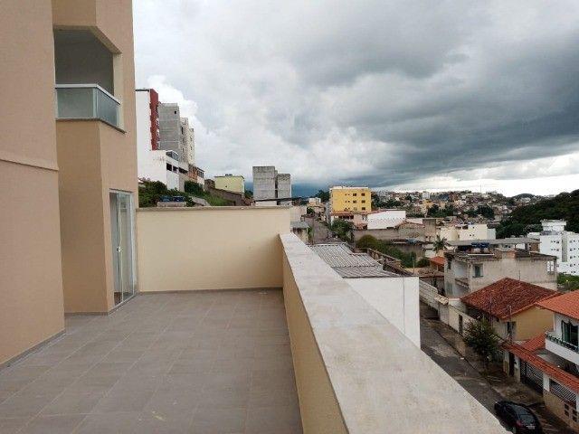 Apê de 2/4 por R$ 280.000 suíte grande área externa em Vivendas da Serra - Foto 14