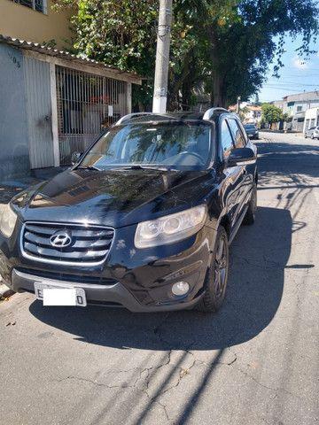 Hyundai Santa Fé 2011 3.5 V6 4x4 Aut Linda - Foto 3