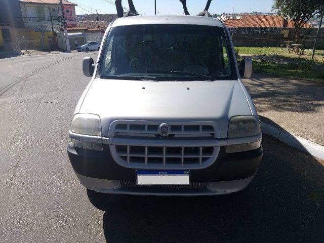 Fiat doblo 2009 7 lugares financiamento com score baixo - Foto 6